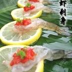 泰式生虾刺身