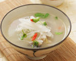 萝卜丝鱼骨汤