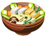 五福临门(豆制品为材料)