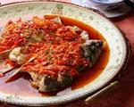 湘菜剁椒鱼头