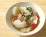 淮山枸杞瘦肉汤