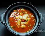 茄汁菱角汤