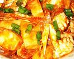 螃蟹烧豆腐