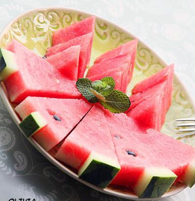 西瓜果盘怎么切最漂亮好摆盘的5种优雅切法