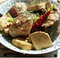 黄鱼炖豆腐