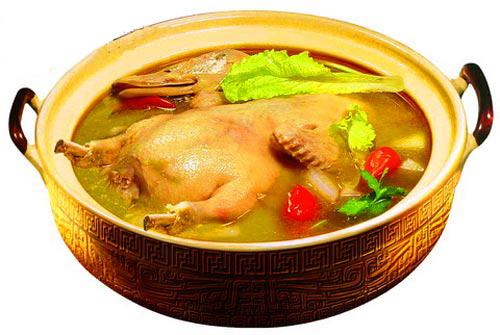 红枣老鸭汤