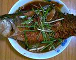 红烧虱目鱼