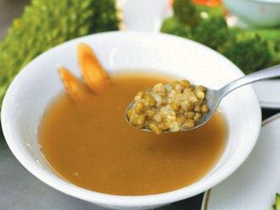 绿豆甘草粥的做法_如何煮绿豆甘草粥是常见做法