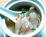 鲈鱼蛤蜊汤