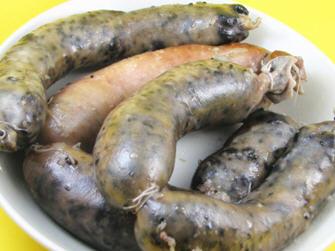 黑豆芝麻糯米香肠的做法教你如何吃好