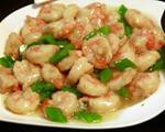 青椒烩虾仁