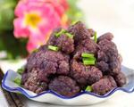 素炒紫花椰菜