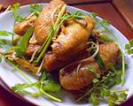 榨菜烧鸡翅