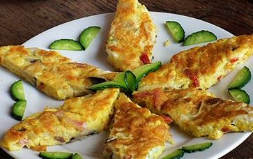 香煎芙蓉蛋哪里的菜_香煎芙蓉蛋怎么做好吃_香煎芙蓉蛋的家常做法-聚餐网
