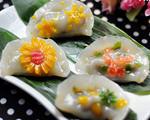 海茸筋韩式蒸饺