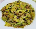 蒜蓉豆豉西葫芦