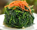 葱油灰灰菜