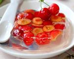 樱桃肉果冻