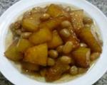 花生米烧冬瓜