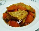 胡萝卜烧豆腐