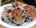 黑玉米糯米饼