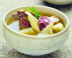 香柠木瓜排骨汤