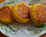 卤肉南瓜饼