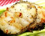 西式香煎鳕鱼