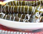 培根燕麦粽