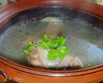 参芪香菇大骨汤