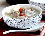 山药牛蒡排骨汤