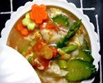 开胃疙瘩汤