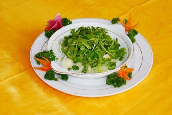 凉拌老虎菜的做法_凉拌老虎菜怎么做好吃