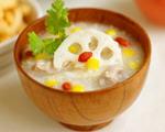 莲藕燕麦粥