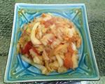 大头菜炒柿子