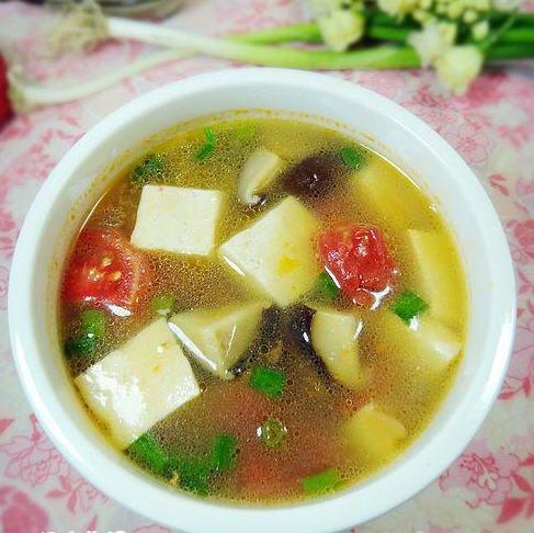 三鲜豆腐汤的做法 三鲜豆腐汤怎么做好吃