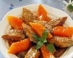 木瓜烧带鱼