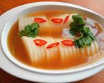 高汤蒸萝卜