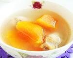 木瓜鸡腿汤