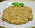 桂花奶香绿豆糕