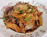 咸笋猪头肉