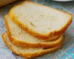 芝麻小米吐司(面包机版)