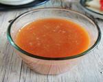 胡萝卜青苹果汁