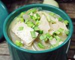 鱼骨粉皮汤