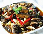 蒜香红烧鳝鱼