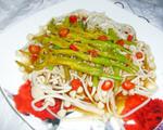 鲜黄花拌金针菇