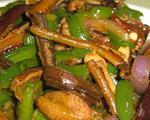 青椒炒鳝鱼