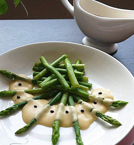 土豆网打不开了_蛋黄酱汁淋芦笋的做法教你怎么做好吃-聚餐网