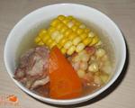 玉米胡萝卜猪骨汤的做法教你怎么做好喝