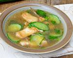鱼骨瓜片汤